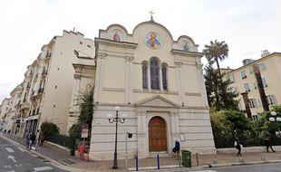 L'église Saint-Nicolas-et-Sainte-Alexandra, rue Longchamp, a été inaugurée en 1859