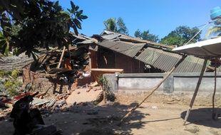 De nouveaux tremblements de terre ont secoué l'île indonésienne de Lombok dimanche 19 août 2018.