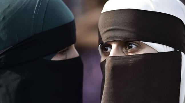 Interdiction du port du niqab la france condamn e par - Interdiction du port du voile en france ...