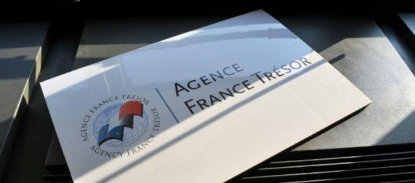 La France a emprunté 7,576 milliards d'euros à court terme sur les marchés à des taux en très légère hausse et toujours négatifs, a annoncé l'Agence France Trésor