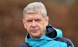 Arsène Wenger, l'entraîneur d'Arsenal, le 23 février 2016 à Londres.