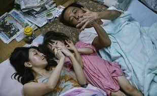 Une affaire de famille de Hirokazu Kore-eda, Palme d'or 2018
