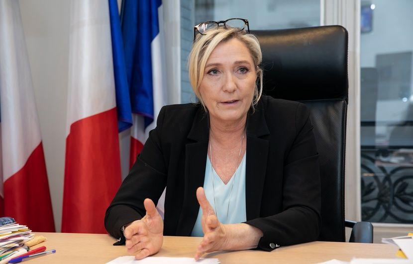 Exclusif. Retraites, « gilets jaunes »… « Macron n'a pas pris conscience du niveau de souffrance des Français », dit Marine Le Pen