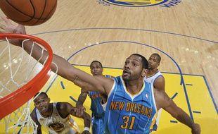 Quatre ans avantr de faire les beaux jours de l'Asvel, Darryl Watkins avait participé à cinq rencontres NBA avec les Hornets, qui évoluaient alors à la Nouvelle-Orléans.