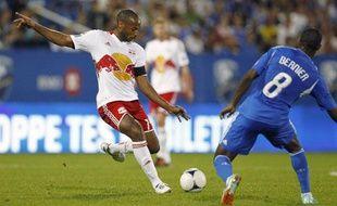 Thierry Henry en MLS, le 28 juillet 2012