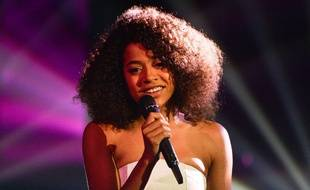 Whitney dans «The Voice».