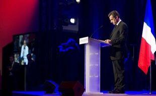 """Nicolas Sarkozy n'a pas exclu jeudi de présider avec un Premier ministre qui ne soit pas """"de la même couleur politique"""" que lui, estimant même nécessaire, dans le contexte actuel du pays, de """"s'ouvrir"""" et de """"construire le rassemblement le plus large"""""""