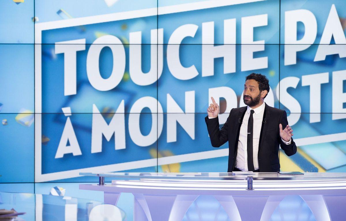 Cyril Hanouna dans «Touche pas à mon poste». – Cyrille George Jerusalmi  - D8