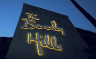 Le Beverly Hills Hotel, à Beverly Hills.