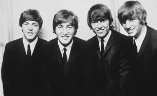 Les Beatles durant les années 60
