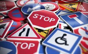 Grâce à des outils innovants, le Code de la route se révise aisément en ligne.