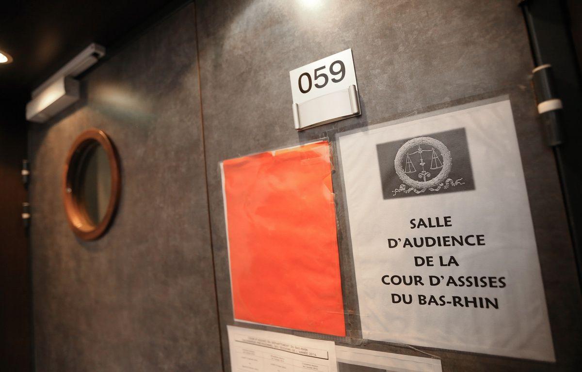 Procès Nicolas Charbonnier. Cour d'assises du Bas-Rhin.  – G. Varela / 20 Minutes