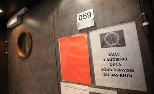 Procès Nicolas Charbonnier. Cour d'assises du Bas-Rhin.