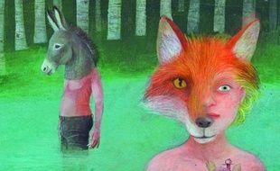 L'exposition Face à Face présente notamment le travail de l'illustratrice italienne Mara Cerri.