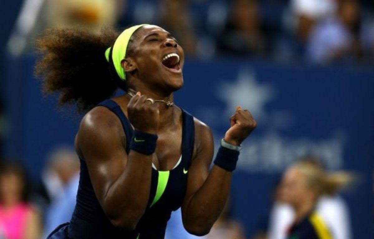 Serena Williams est dans un monde bien à elle: sa victoire dimanche à l'US Open face à la N.1 mondiale Victoria Azarenka vient clore un été magique et à bientôt 31 ans, l'Américaine ne montre aucun signe d'essouflement et assure avoir toujours faim – Elsa afp.com