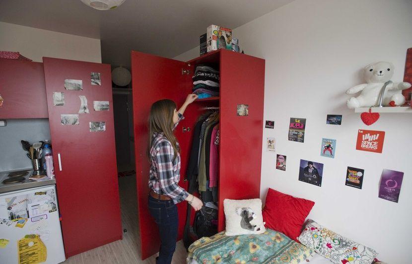 Logement: Un studio étudiant coûte deux fois moins cher à Strasbourg qu'à Paris