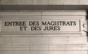 Photo d'illustration du Palais de justice de Paris.