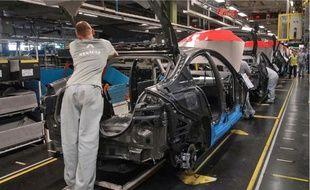 Le nouveau modèle du Trafic sera assemblé à l'usine de Sandouville (Seine-Maritime).