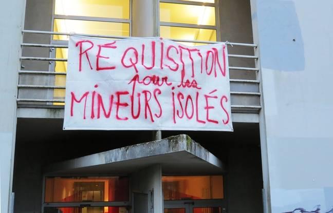Nantes: Tension sur le campus, l'université ferme la Censive et exige son évacuation