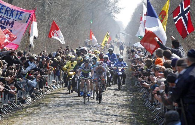 Paris-Roubaix: Comment la trouée d'Arenberg a été réduite de 100 mètres sans enlever le moindre pavé?