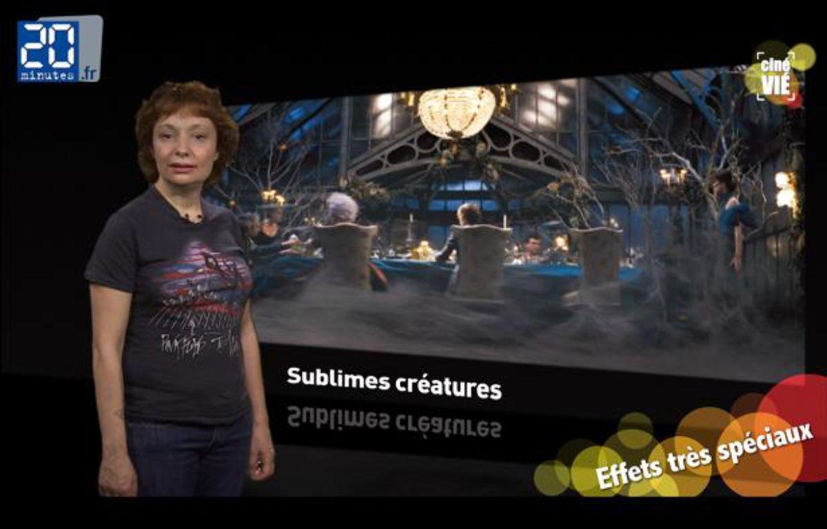 Caroline Vié, critique ciné de 20 Minutes, décrypte «Sublimes créatures» – no credit