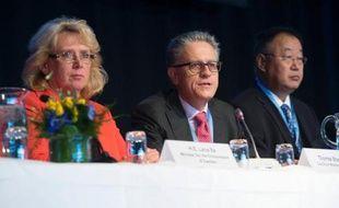 Le Groupe d'experts intergouvernemental sur l'évolution du climat (Giec) a ouvert lundi à Stockholm une conférence qui doit valider des conclusions alarmantes sur le réchauffement de la planète.