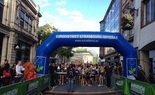 L'édition 2016 du marathon Eurodistrict Strasbourg-Ortenau ne se tiendra pas. L'Eurodistrict ne renouvelle pas son soutien financier à l'événement (10% du budget global) car il n'y a pas assez de coureurs allemands.