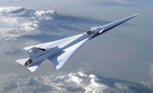 La Nasa se lance dans la construction d'un avion supersonique silencieux.