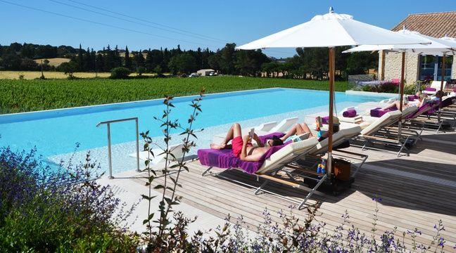 montpellier le domaine de verchant d voile sa plage dans les vignes. Black Bedroom Furniture Sets. Home Design Ideas
