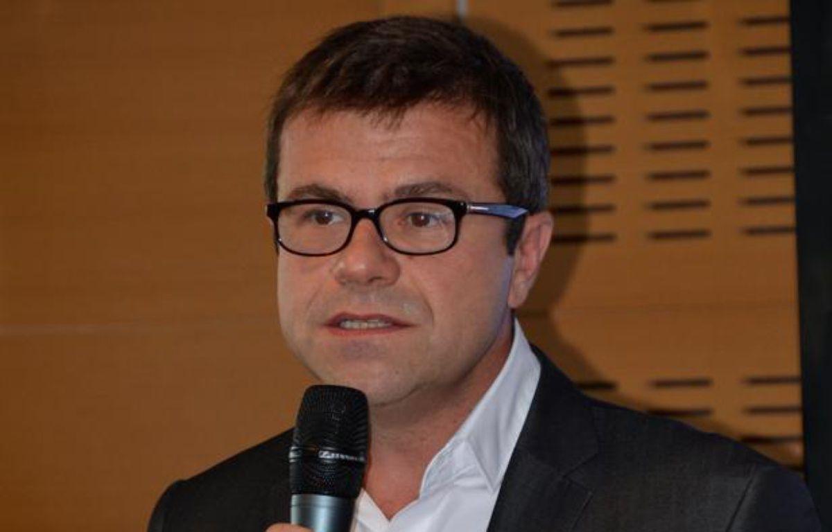 Thierry Thuillier, directeur de l'information de France Télévisions. – Marie Laurence HAROT / France Télévisions