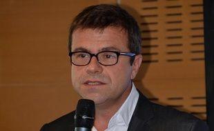 Thierry Thuillier, directeur de l'information de France Télévisions.