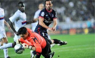 Lloris aécoeuré les attaquants parisiens à lui tout seul, dimanche soir.