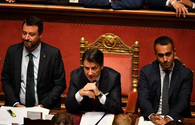 Italie: Si vous avez manqué le début de la crise politique qui secoue le pays
