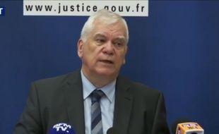 Jean-Jacques Bosc, procureur général de la cour d'appel de Dijon