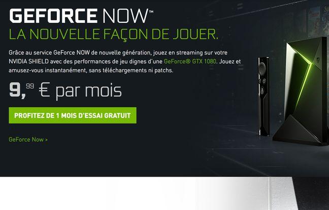 Une offre d'abonnement à moins de 10 euros par mois pour découvrir le jeu vidéo en streaming.