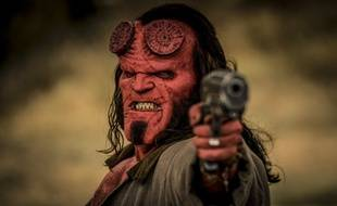 David Harbour dans «Hellboy» de Neil Marshall