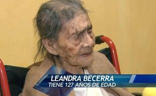 La Mexicaine Leandra Becerra Lumbreras prétend être, à 127 ans, la doyenne de l'histoire de l'humanité