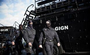 Les hommes du GIGN ont essuyé des tirs, ce jeudi, en interpellant un forcené dans le Var (illustration).
