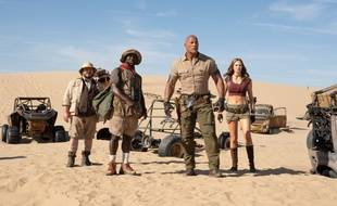 La fine équipe de «Jumanji: Next Level» de Jake Kasdan