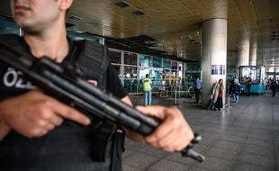 L'aéroport Atatürk d'Istanbul a rouvert seulement quelques heures après l'attentat du 28 juin 2016.