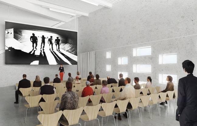 Une petite salle de projection sera intégrée dans la future MECA (Maison de l'économie créative et de la culture) d'Aquitaine