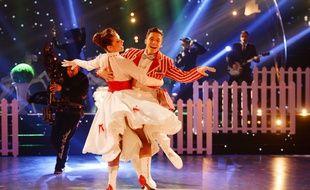 Denitsa Ikonomova et Loïc Nottet dans la saison 6 de «Danse avec les stars».