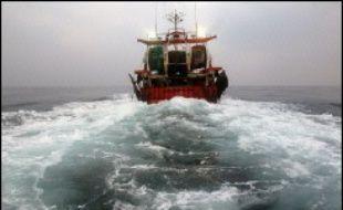 Deux membres d'équipage ont péri dans le naufrage d'un chalutier mardi matin au large du Cap d'Antifer (Manche), et un troisième est porté disparu, a-t-on appris mardi auprès de la Préfecture maritime de Cherbourg.