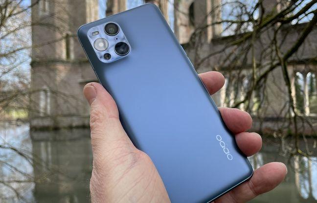 Le Find X III Pro d'Oppo mise beaucoup sur sa qualité photo pour se distinguer.