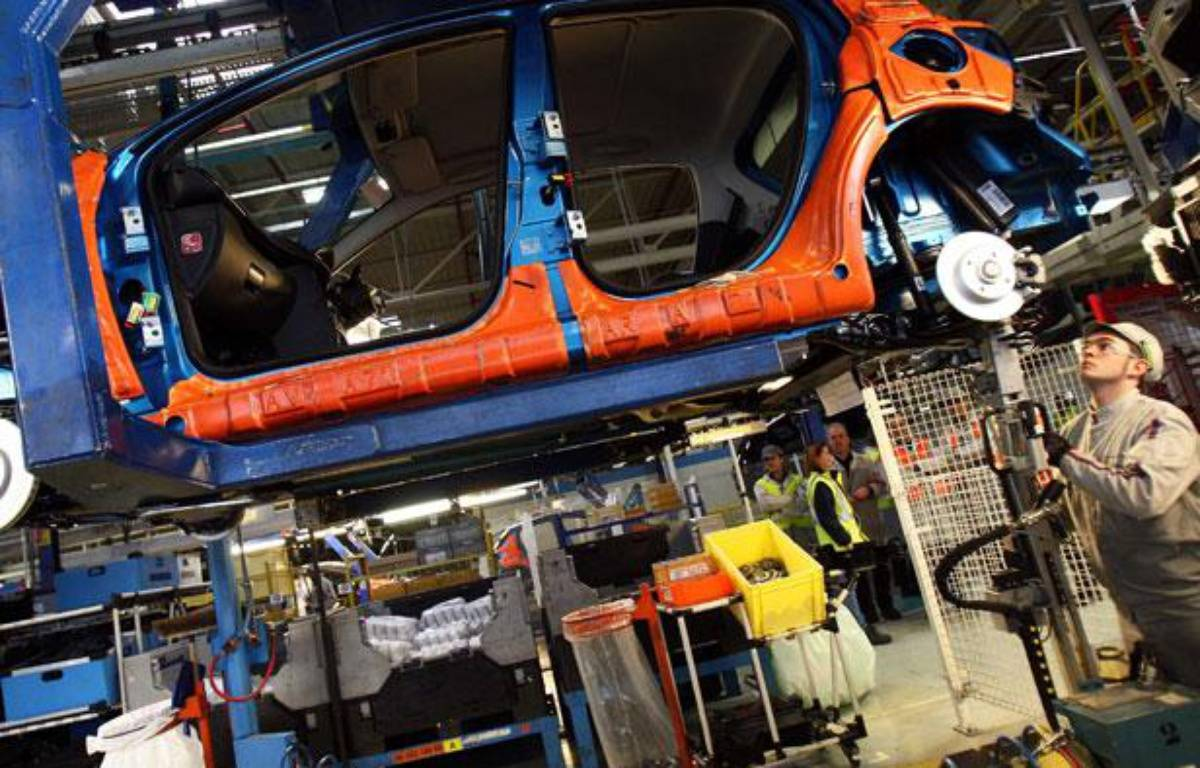 Les perspectives ne sont pas favorables pour les équipementiers automobiles français – CHAUVEAU/SIPA