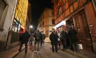 Dans les rues de Strasbourg la nuit. Nuisances nocturnes: Comment régler le volume des oiseaux de nuit (Archives)