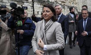 La ministre de la Santé Agnès Buzyn à Paris le 2 mai 2019.