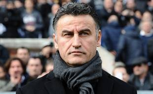 Christophe Galtier s'est fendu d'une sortie très offensive à l'encontre de son groupe samedi après la défaite (1-0) à Bastia.