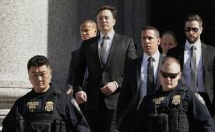 Elon Musk est finalement parvenu à un accord à l'amiable avec l'autorité des marchés financiers qui l'accusait d'outrage.