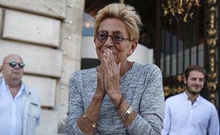 Isabelle Balkany assure l'interim à la mairie de Levallois-Perret.